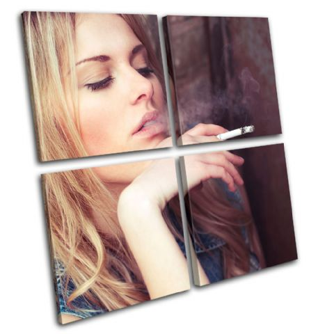 Smoking Girl Fashion - 13-0446(00B)-MP01-LO